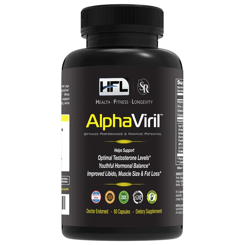 AlphaViril HFL Dr. Sam Robbins