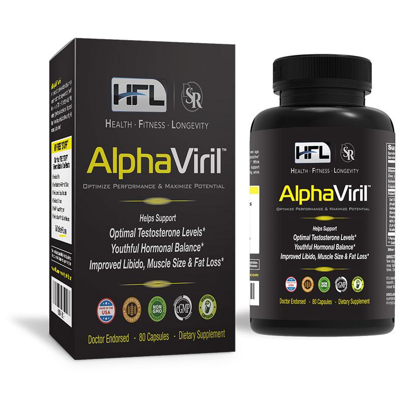 AlphaViril Customer Reviews