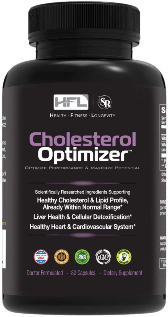 Cholesterol Optimizer Customer Reviews