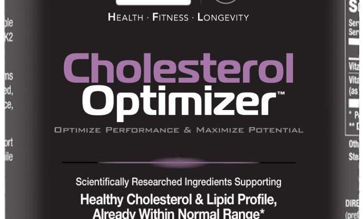 Cholesterol Optimizer,