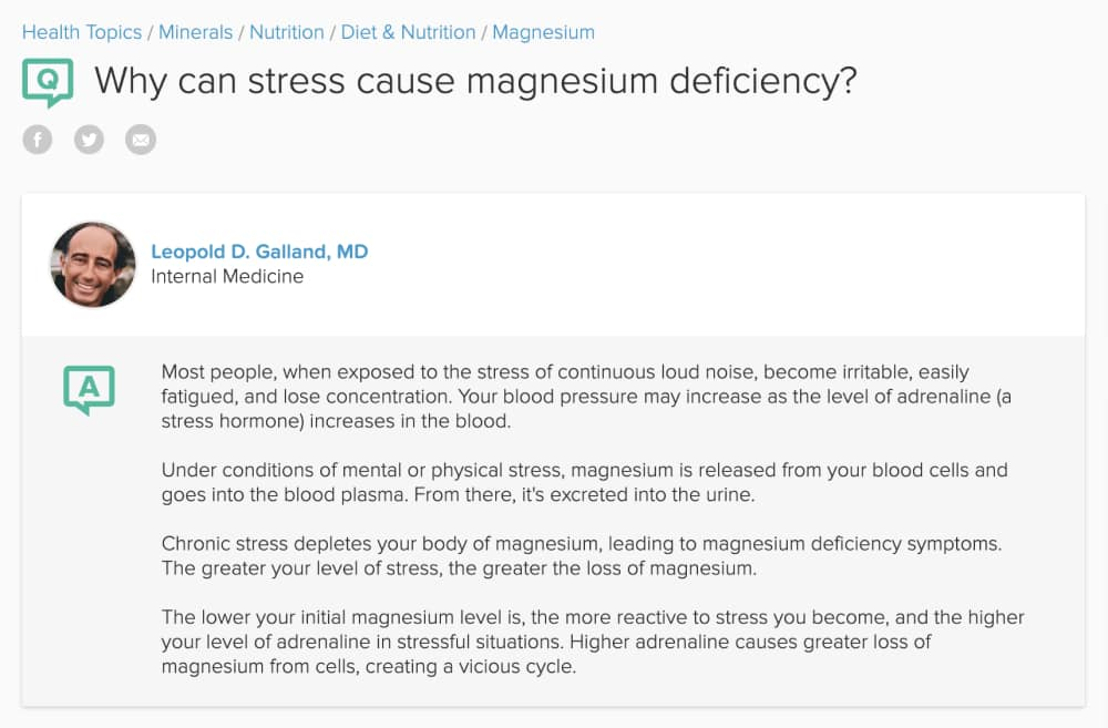 Magnesium Breakthrough Reviews