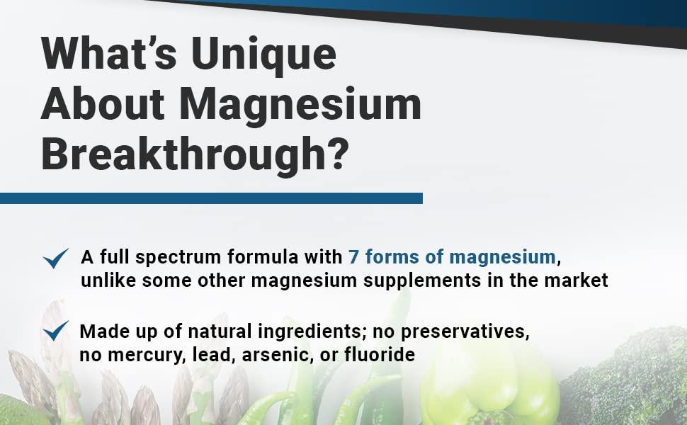 What is Magnesium Breakthrough
