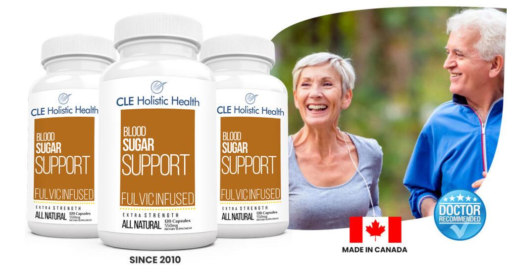 CLE Blood Sugar Supplement (NAAVUDI)