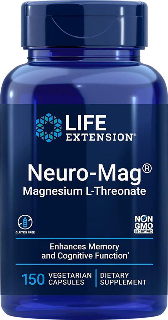 Life Extension Neuro-Mag Magnesium L-Threonate