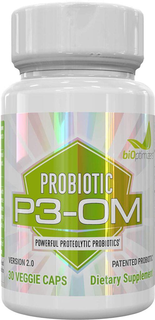 P3-OM Probiotic Reviews