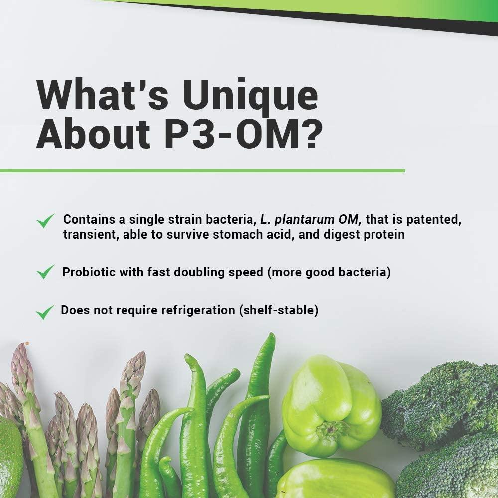 What is P3-OM Probiotic