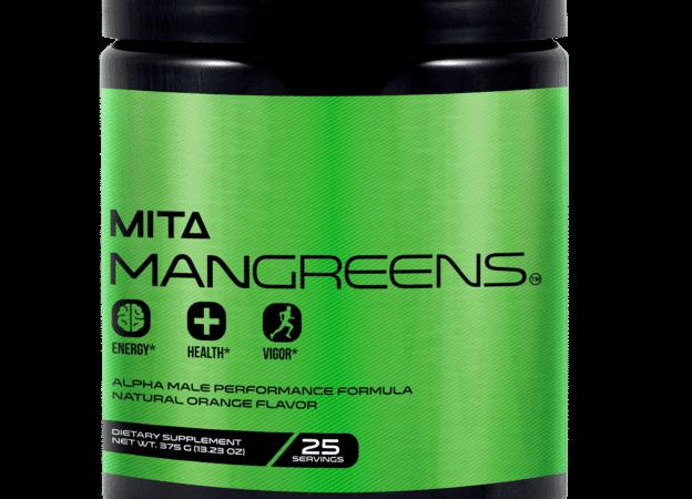 ManGreens Supplement