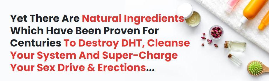 PX7 Primal Flow Ingredients