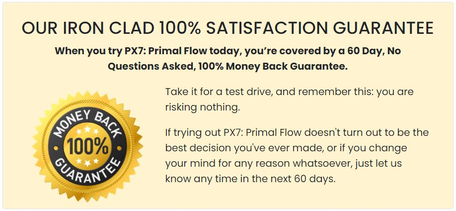PX7 Primal Flow prices