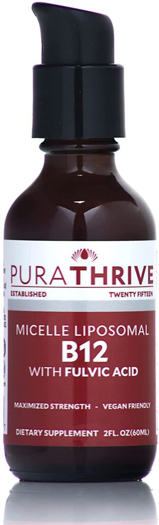 PuraTHRIVE Vitamin B12 Review - Does It Work?